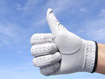 Best Golf Glove For Sweaty Hands